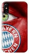 Go Fc Bayern Munchen IPhone Case