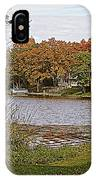 Go Live On The River IPhone Case