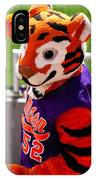 Go Tigers Fight IPhone Case