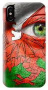 Go Wales IPhone Case