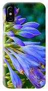 Go With The Flow - Paint IPhone Case