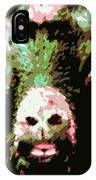 Goat Abstract IPhone Case