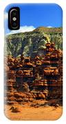 Goblin Valley Pano IPhone X Case