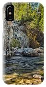 Goddard Canyon IPhone Case