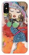 Goddess Of Beauty IPhone Case