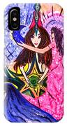 Goddess Trinity IPhone Case
