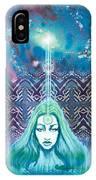 Godess Wisdom IPhone Case