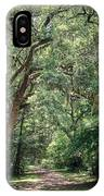 God's Canopy IPhone Case