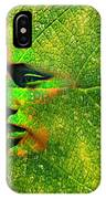 Going Green IPhone Case
