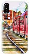 Going To Gillespie Field By Diana Sainz IPhone Case