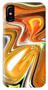 Gold 3 IPhone Case