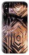 Gold Carving IPhone Case