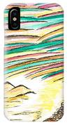 Gold Coins At The End Of  Rainbows IPhone Case