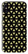 Gold Metallic 20 IPhone Case