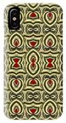 Gold Metallic 7 IPhone Case