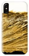 Gold Nugget IPhone Case