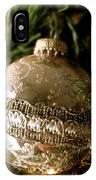 Gold Ornament IPhone Case