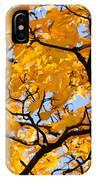 Golden Autumn - Featured 3 IPhone Case