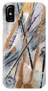 Golden Berries IPhone Case