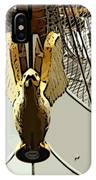 Golden Bird IPhone Case