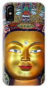 Golden Buddha IPhone Case
