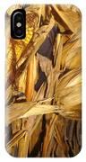 Golden Corn IPhone Case