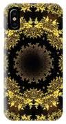 Golden IPhone Case
