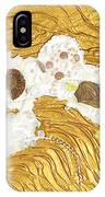 Golden Flow Stream IPhone Case
