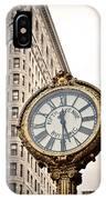Golden Hour IPhone X Case
