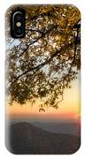 Golden Lights IPhone Case