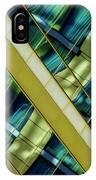Golden Love IPhone Case