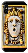 Golden Mask II IPhone Case