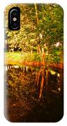 Golden Pond 4 IPhone Case