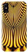 Golden Slings IPhone Case