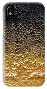 Golden Time - Abstract IPhone Case