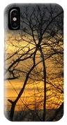Golden Twilight 2 IPhone Case