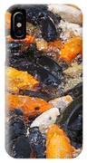 Goldfish In Water IPhone Case