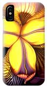 Goldie's Iris IPhone Case