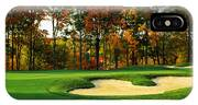 Golf Course, Great Bear Golf Club IPhone Case