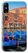 Gondola Row IPhone Case