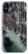 Gondolas - Venice IPhone Case
