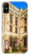 Gonzales County Old Jail Museum - Gonzales Texas IPhone Case