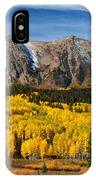Good Morning Colorado IPhone Case