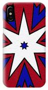 Good Old Red White And Blue IPhone Case
