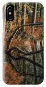Goose Lake Twilight IPhone Case