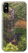 Wentworth Waterfall IPhone Case