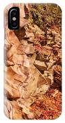 Gorge Trail Wall IPhone Case