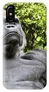 Gorilla Look IPhone Case