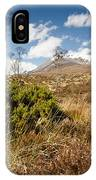 Gorse Bush On Mountain Approach IPhone Case