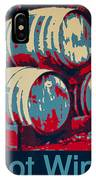 Got Wine Blue IPhone Case